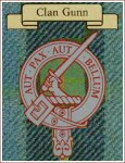 clan gunn or gunn clan crest