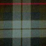 gunn weathered tartan